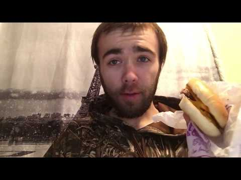 Stash Review's McDonald's steak egg and cheese bagel sandwich