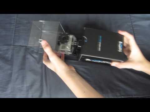 GoPro Hero3 (White Edition) Unboxing