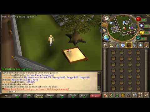 Runescape: Money Making Guide! Buckets of Sand! 300k-500k an hour!