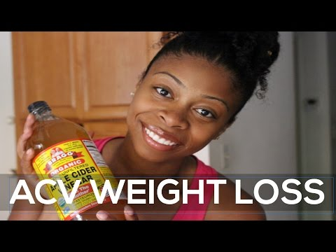 Lose Weight in 2 Weeks with Apple Cider Vinegar | #FitFineFriday