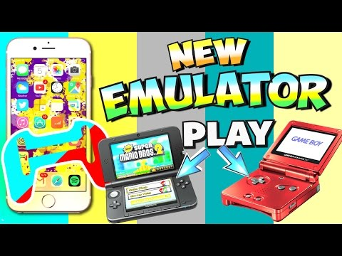 NEW Multi-Emulator: Play NDS, PSP, GBA, & MORE on iPhone, iPad, iPod FREE (NO JAILBREAK/PC) - 2017