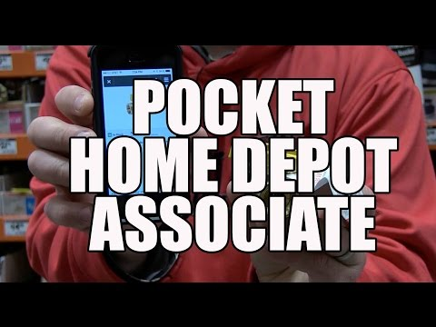 Home Depot Mobile Application