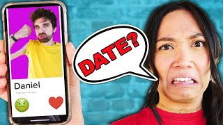 REGINA Finds DANIEL on DATING APP While Looking For a Prom Date to Reveal Vy's Ex-Boyfriend Hacker
