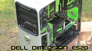 BEST FRICKEN $40 DELL DIMENSION E520 EVER! COMPUTER FIXER UPPER VID
