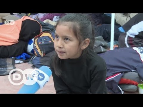 Caravan of Central American migrants risks danger to seek asylum in US | DW English