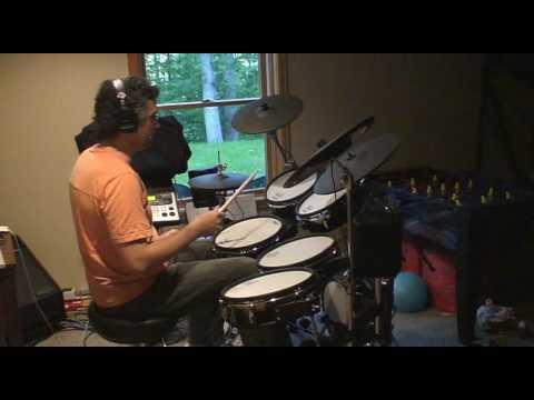 Vinnie Colaiuta - Spokes - Drum Intro