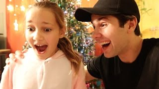 CHRISTMAS SURPRISE MADE THEM CRY!!