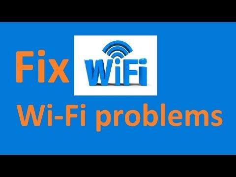 No Wi-Fi Windows 10 / 8!! Fix - Howtosolveit