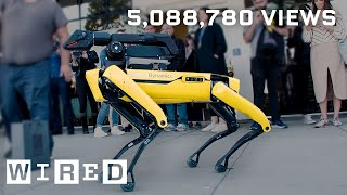 How Boston Dynamics