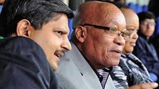 Individuals captured by the GUPTAS - # 1. Jacob Zuma