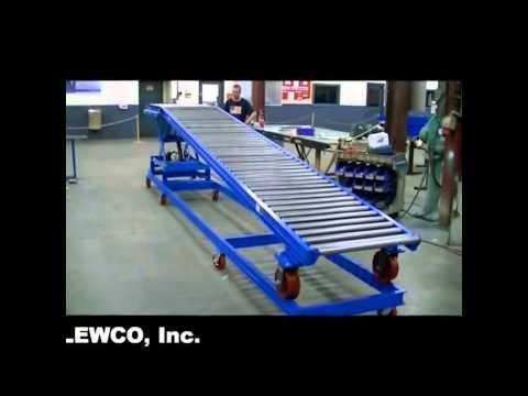 Unload Conveyor Unit