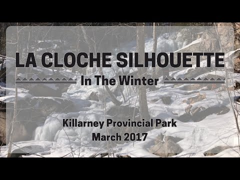 Nearly lost my toes completing La Cloche Silhouette this winter