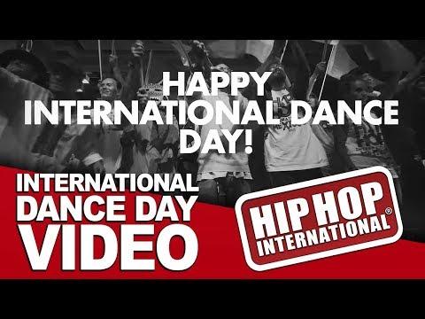 Happy International Dance Day 2018