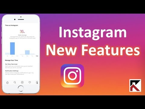 Instagram New Feature Your Activity 2019