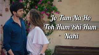 Shayad Lyrics | Love Aaj Kal | Arijit Singh | Kartik Aaryan , Sara Ali Khan | Pritam