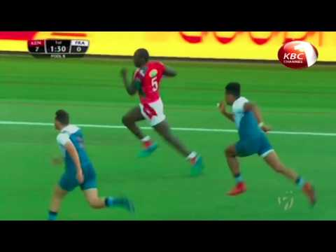 Shujaa to take on USA in their first match of HSBC World Sevens Series
