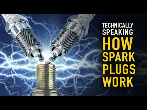 How Spark Plugs Work - Technically Speaking
