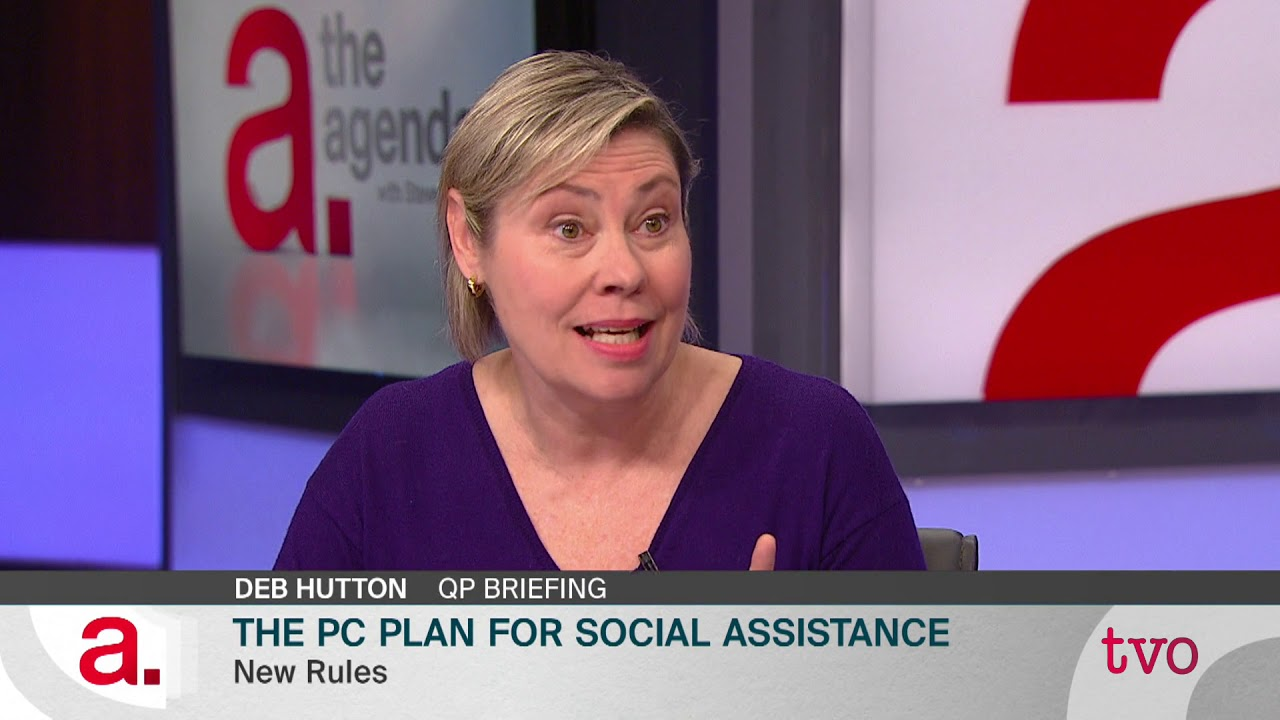 The PC Plan for Social Assistance