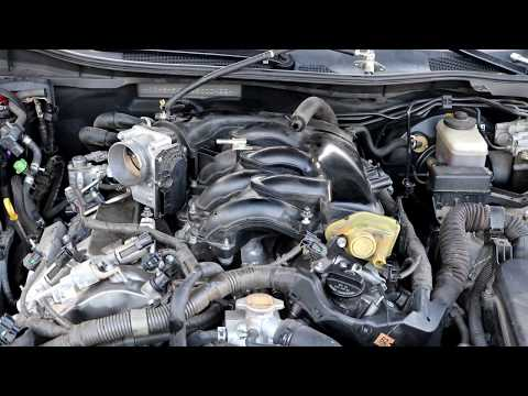 Lexus GS300, GS350, IS350, IS250 Valve Cover Gasket Replacement