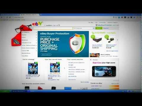 How to cancel or retract an ebay bid
