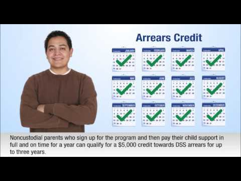 Child Support: Programs and Services for Noncustodial Parents