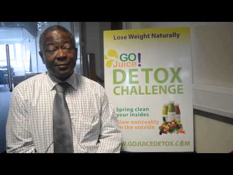 Detox Benefits for High Blood Pressure, Diabetes & Weightloss