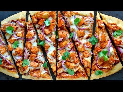30-Minute Barbecue Chicken Pizza