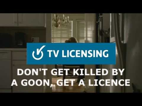 TV Licensing 2016 Advert