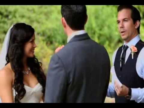 Ironic anti-marriage wedding officiation