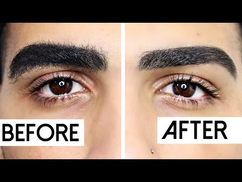 How To Get Perfect Brows | My Eyebrow Tutorial