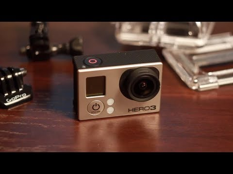 GoPro Hero3 Black Edition - Recenzja sportowej kamery