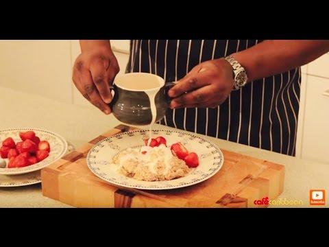 How to Make a Delicious Apple Crumble - Recipe - Warren Style!