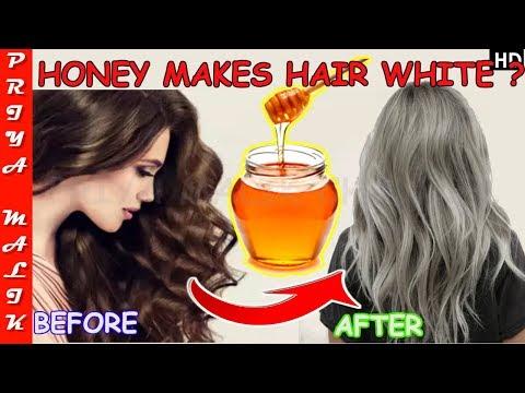 My Hair Got White When I Used HONEY On My Hair - Priya Malik