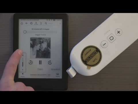 Audible on the 8th Generation Kindle