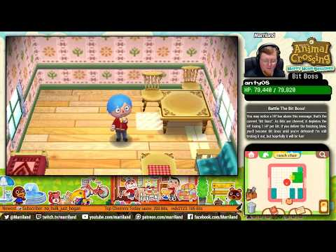 Animal Crossing: Happy Home Designer • Caroline's House • August 15 • (STREAM ARCHIVE)