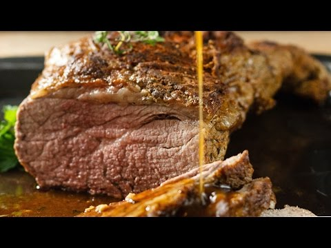 Easy One Pot Beef Roast with Wine Sauce, Low Carb & Paleo