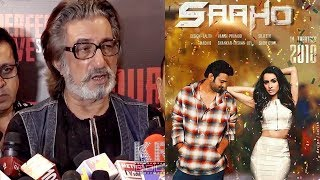 Shakti Kapoor's Reaction On Shraddha kapoor Working With Prabhas In Saaho