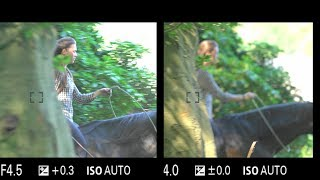 ILCE-7RM2: AF Track Sensitivity in Movie Mode