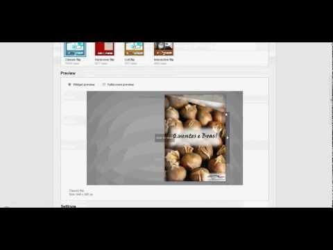 Tutorial Flipsnack #02 - Criar um livro digital no Flipsnack