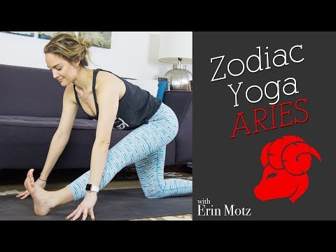 Zodiac Yoga: Aries