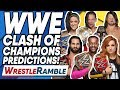 WWE Clash Of Champions 2019 Predictions! | WrestleTalk's WrestleRamble
