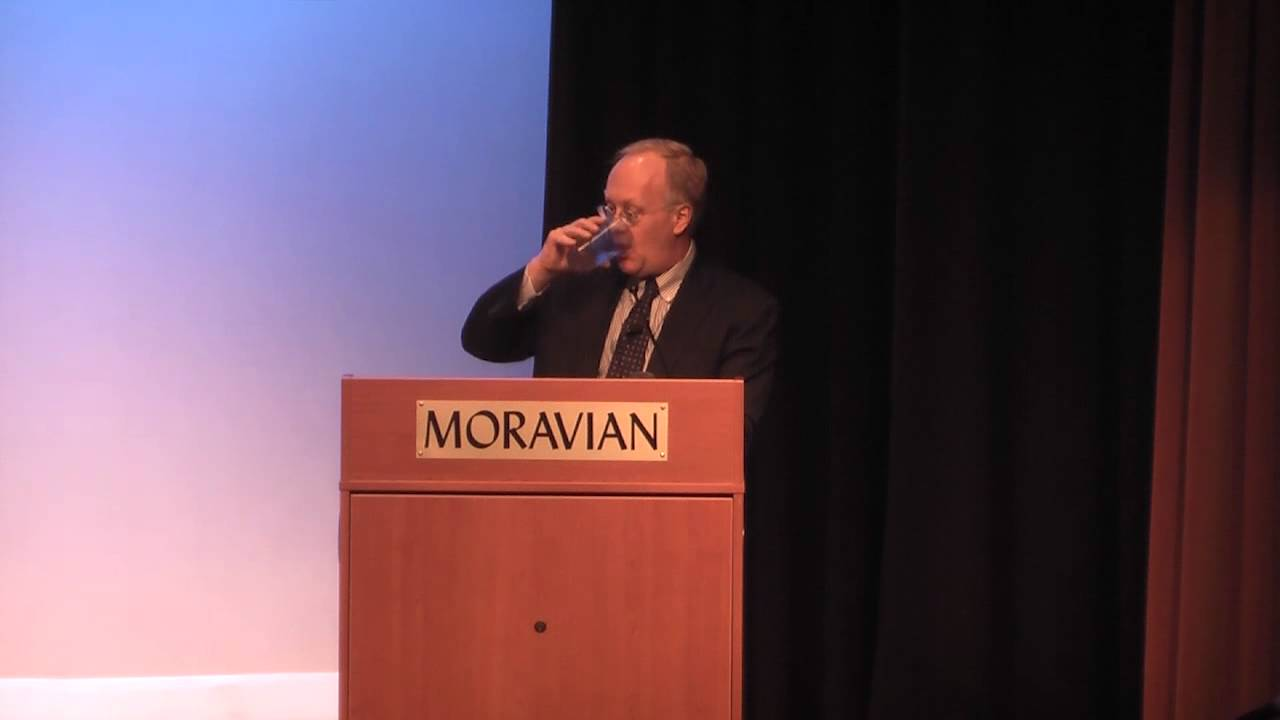 Chris Hedges at Moravian College: The Myth of Human Progress and the Collapse of Complex Societies