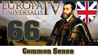 Europa Universalis IV Common Sense Inghilterra [ITA] 66 - Iberia Libera!