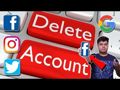 Nothing Deleted From Internet, Even If You Delete Account, You Will Be Surprized