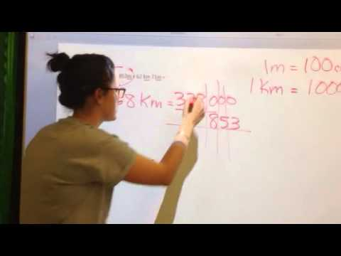 Unit 2 Lesson 1: Centimeters, meters & kilometers