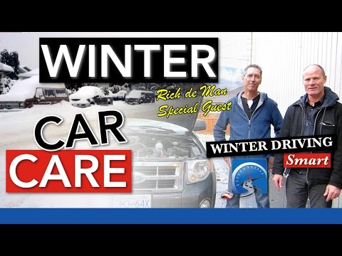 How to Prepare Your Vehicle for Winter | Winter Driving Smart