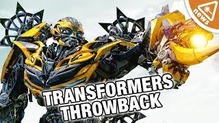 How the Next Transformers Movie Will Be like the 80s Cartoon! (Nerdist News w/ Jessica Chobot)