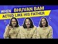 Bb Ki Vines When Bhuvan Bam Acted Like His Father Safar Music mp3