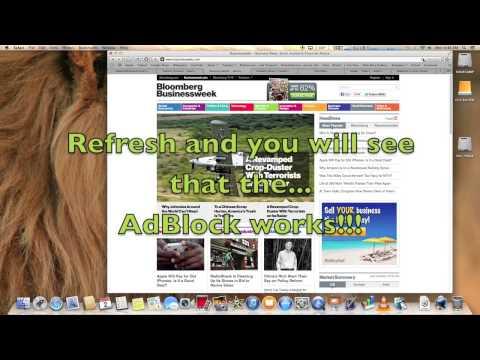 How to Block Ads on Safari