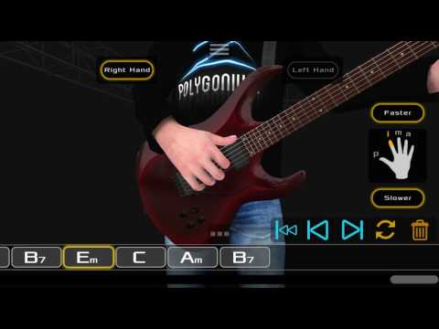 FINALLY LEARN TO PLAY GUITAR EASILY on iPad & iPhone!